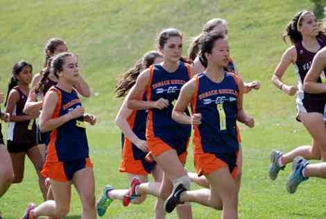 Greeley Cross Country