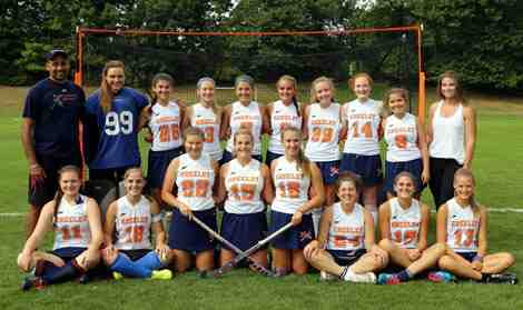Field Hockey Team Photo 2015