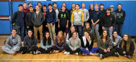 Horace Greeley Ski Team 2016