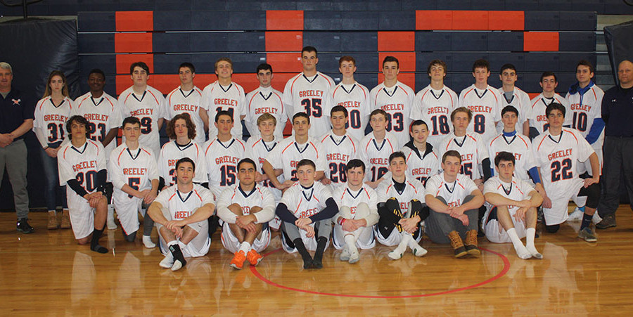 Horace Greeley Boys Lacrosse Team 2016