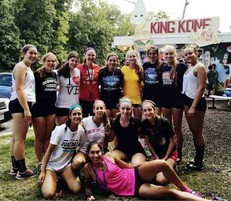 Greeley Girls Volleyball Team 2015