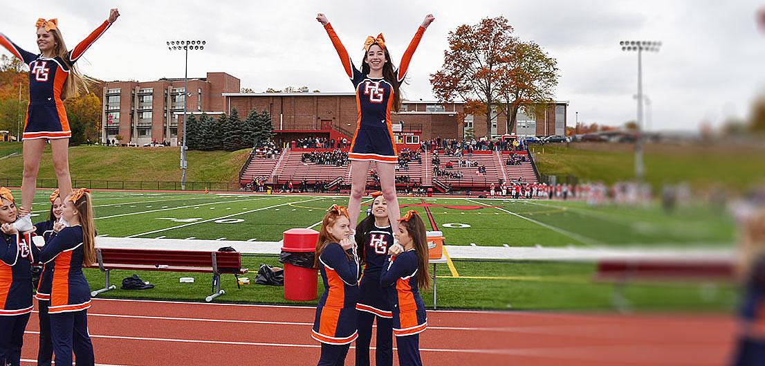 Greeley Cheerleading